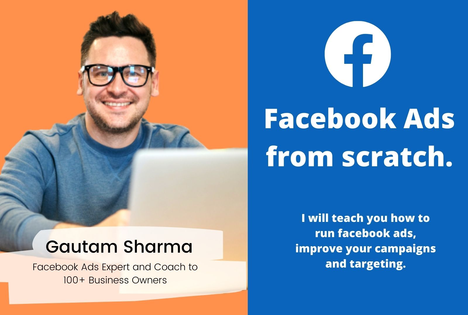 I will bring maximum results from Facebook Ads and Optimise the Campaigns