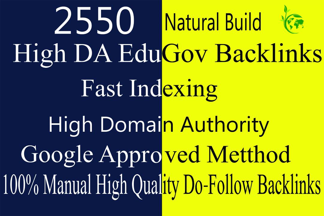 I Will Do High DA Premium Quality edu/gov Backlinks