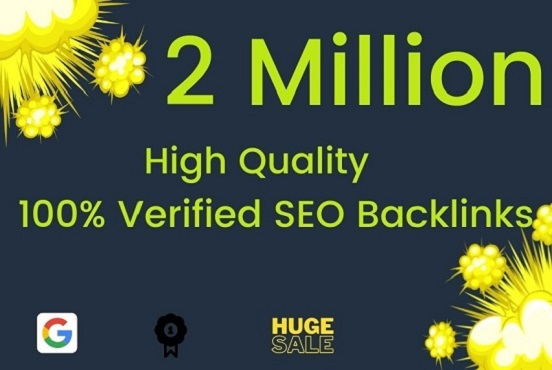 I will do 2 million tier 2 tier 3 seo backlinks boost your ranking