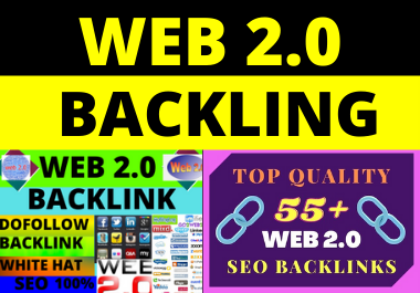 l will create 70 web2 0 Do follow Backlinks To Rank Up Your Websites