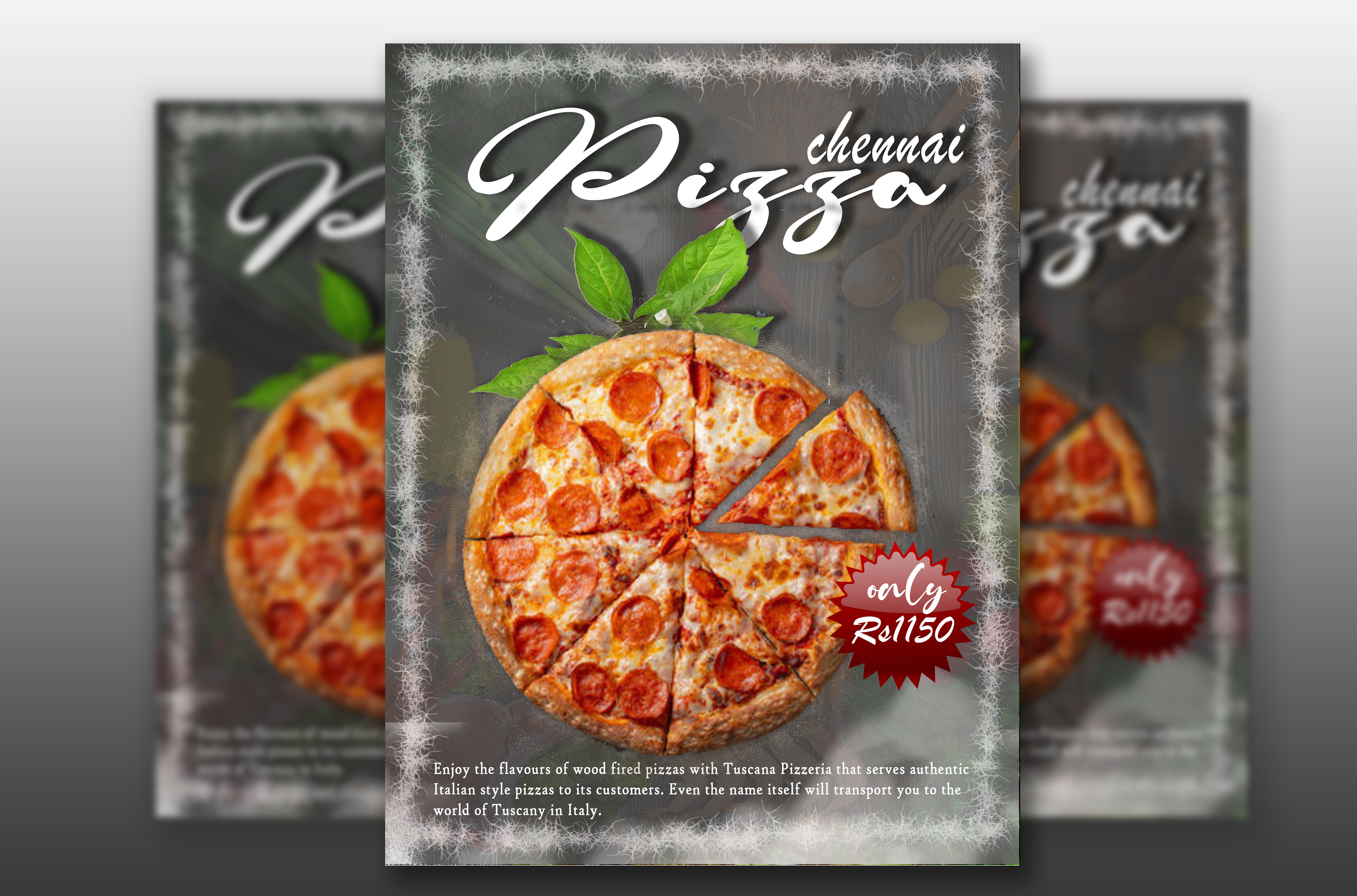 I will do creative flyer and brochure design