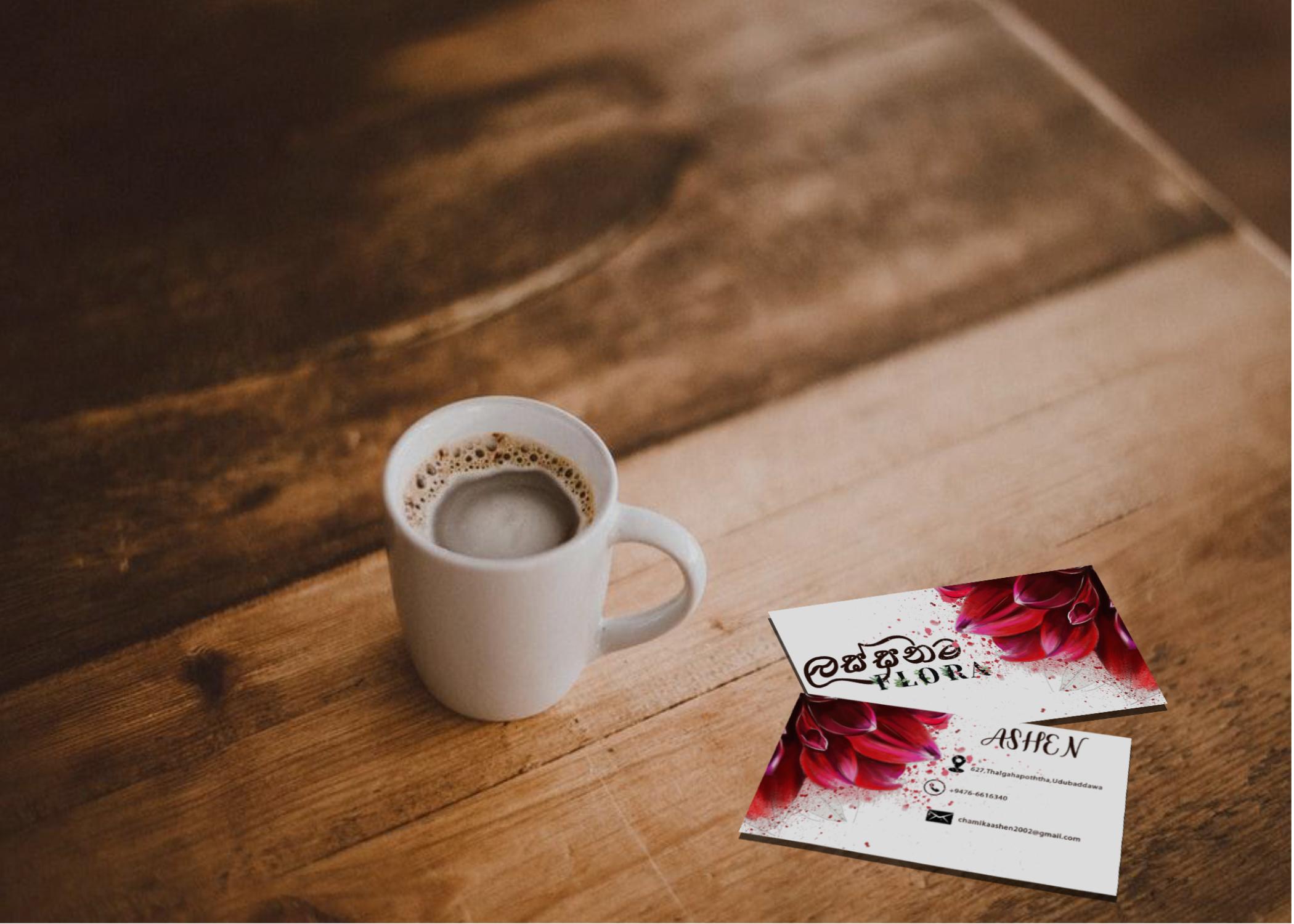 I will do creative business card and logo design