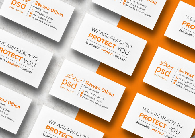 I will design outstanding business card design