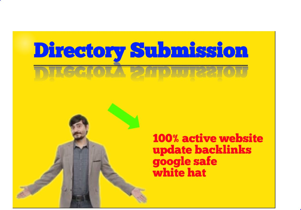 I will create 50 directory submission on high DA PA