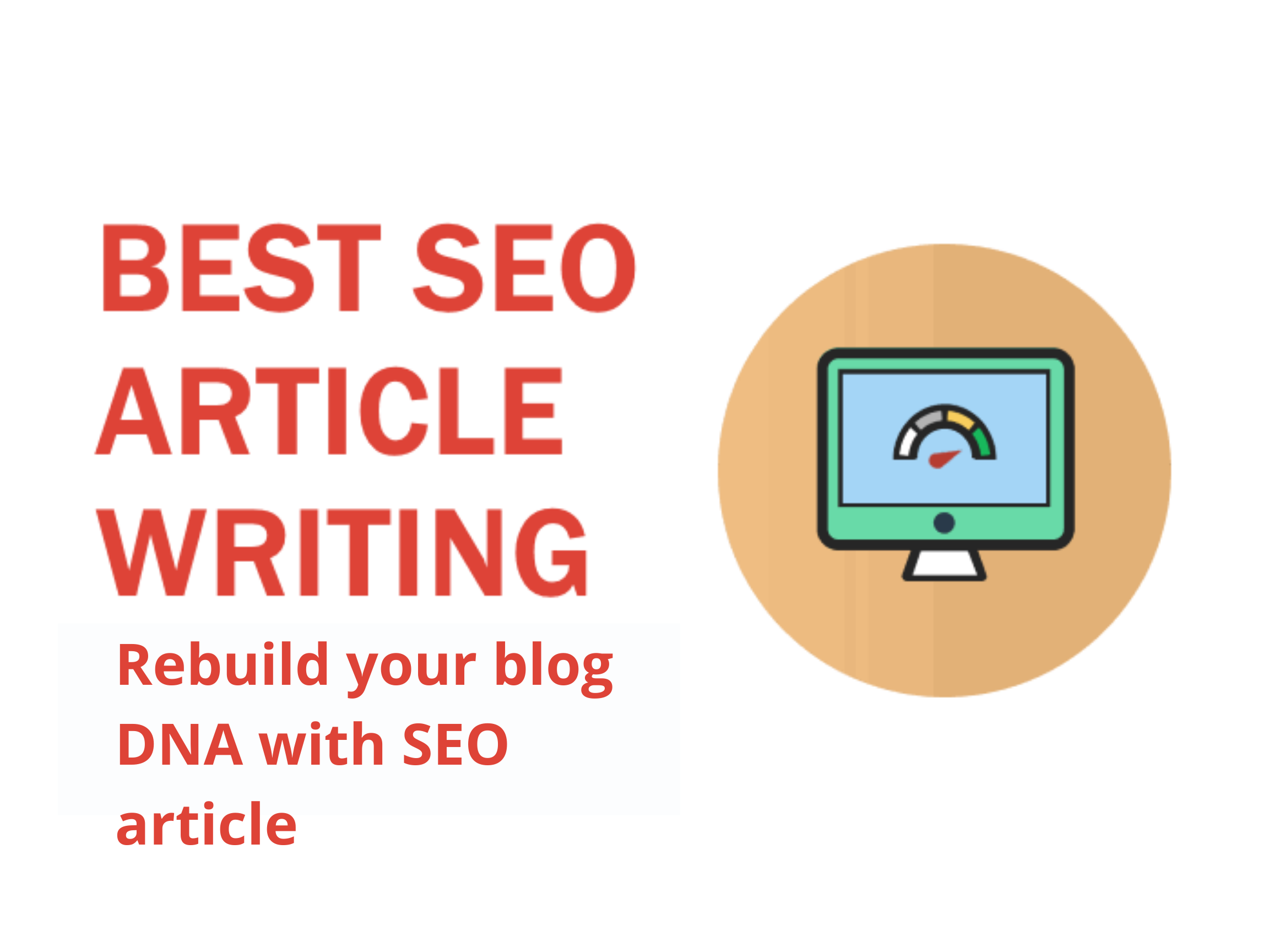 Write uniqe and SEO optimize article up to 600 - 1000 words