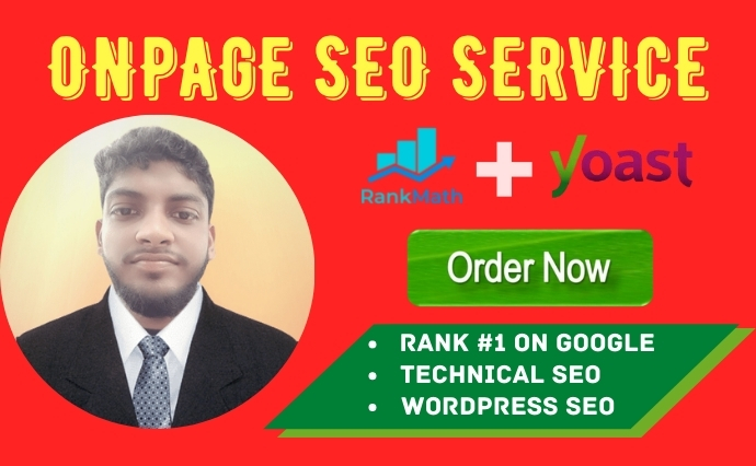 I will do perfect WordPress On-Page SEO for google ranking