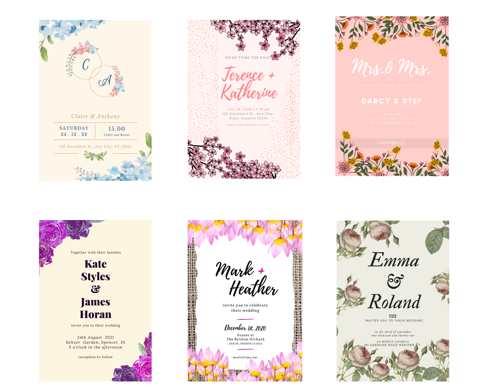 I will design an attractive eye-catching invitation for your any occasion
