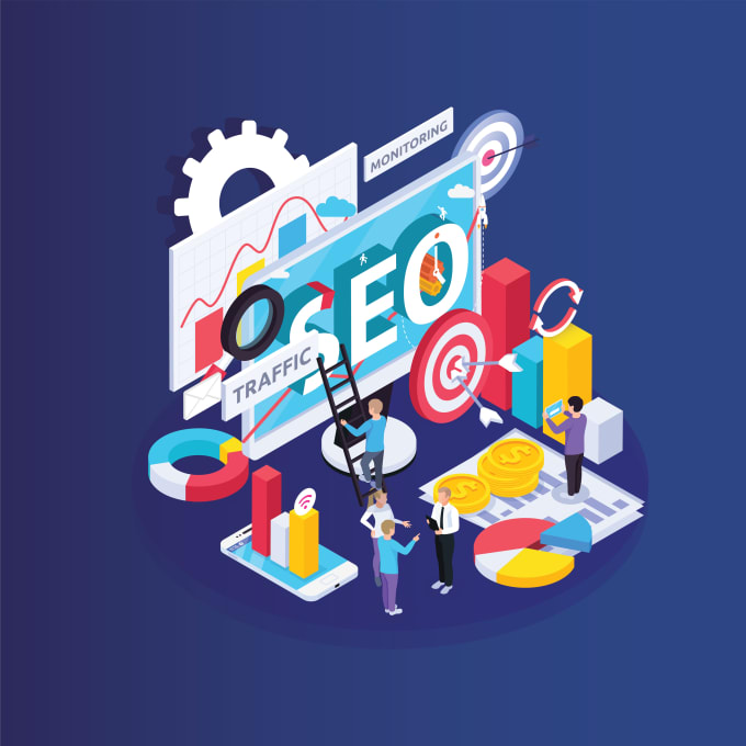 I will do monthly SEO and speed optimization on your website