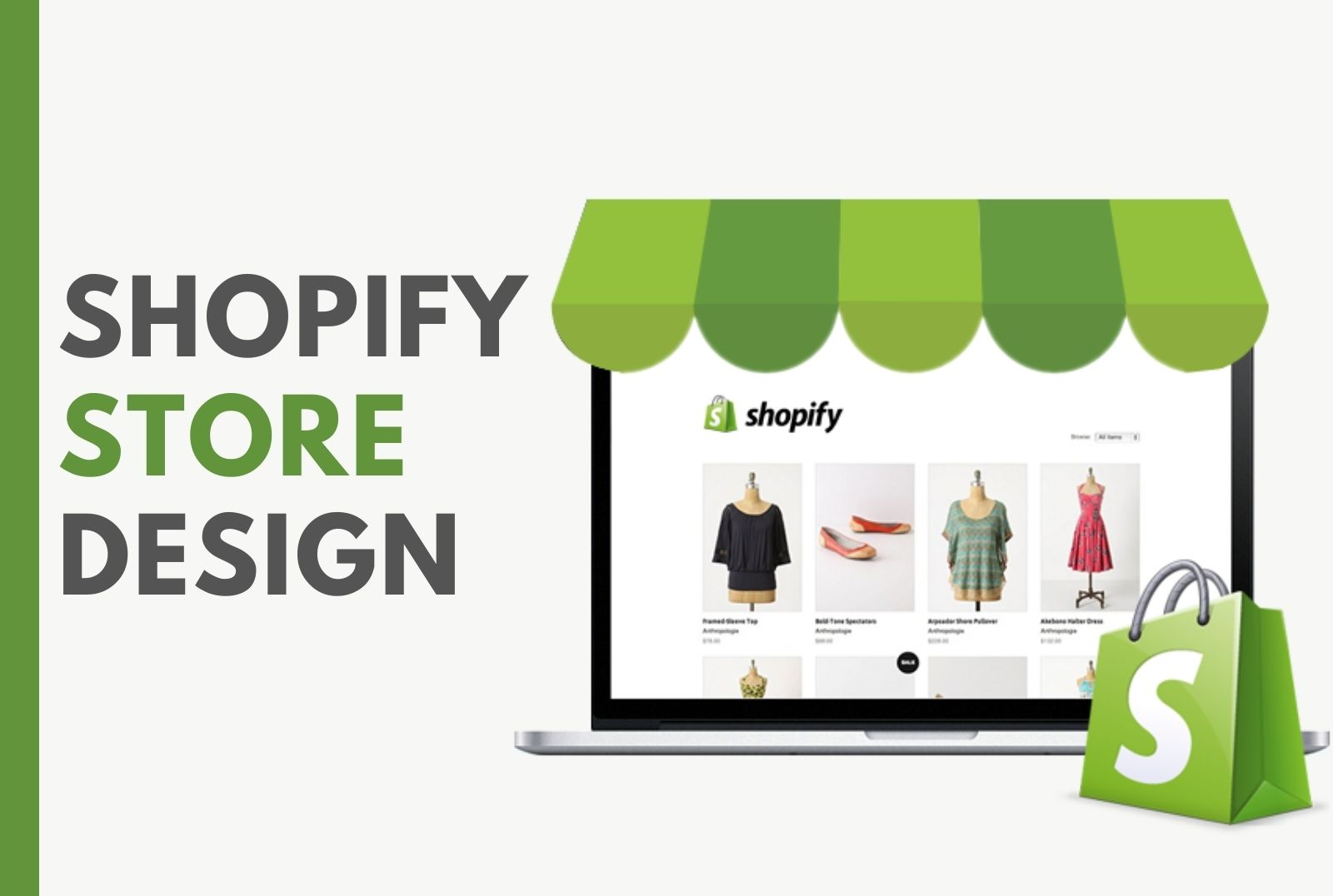 I will Design Top Class Responsive Shopify Website,  Landing Page By Shogun Or Pagefly Builder
