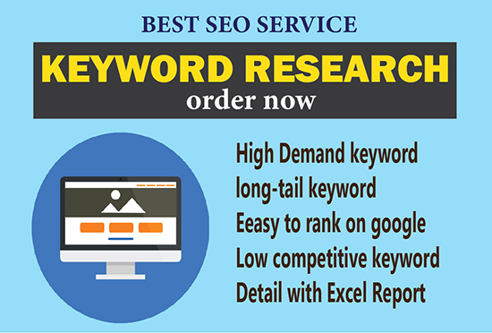 I will do perfect keyword research for your website to increase organic traffic and website ranking.