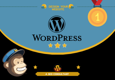 I will design,  redesign,  or fix a unique WordPress website