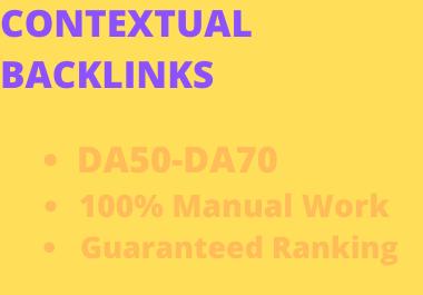 create 1100 contextual dofollow backlinks