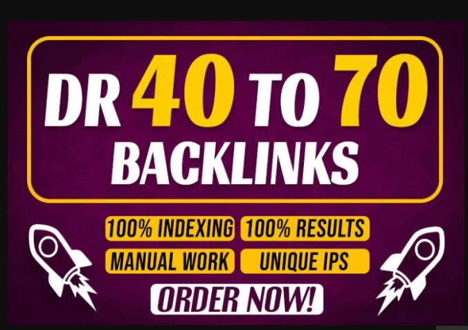 Create 300 contextual dofollow backlinks SEO high da link building