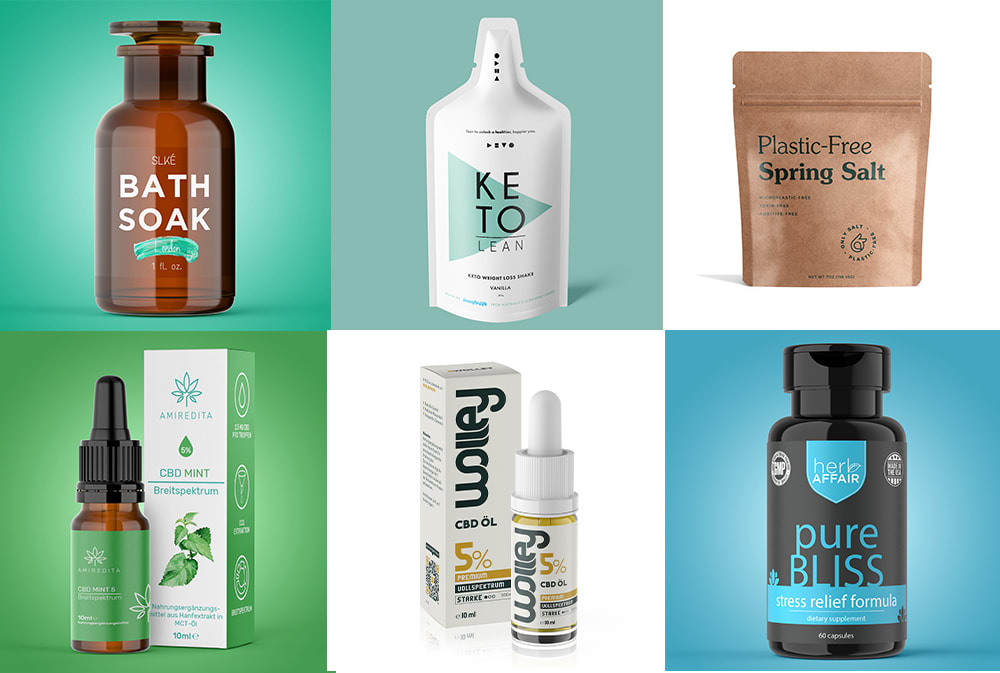 I will make professional 3d mock-up or 3d render for your product