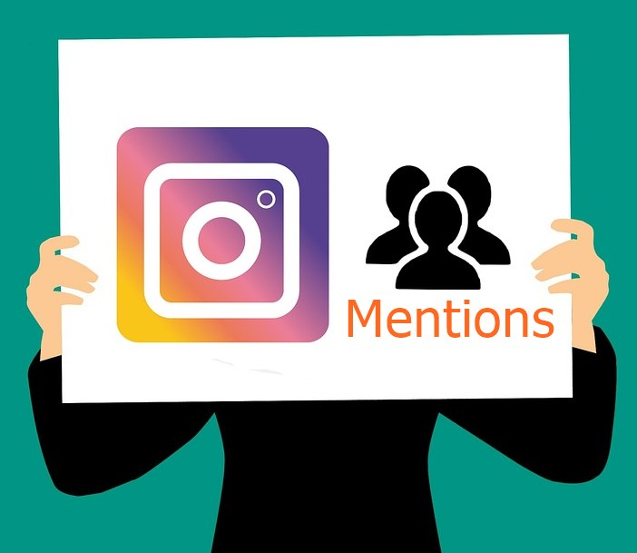 I will Mention your competitors buyer on your IG post