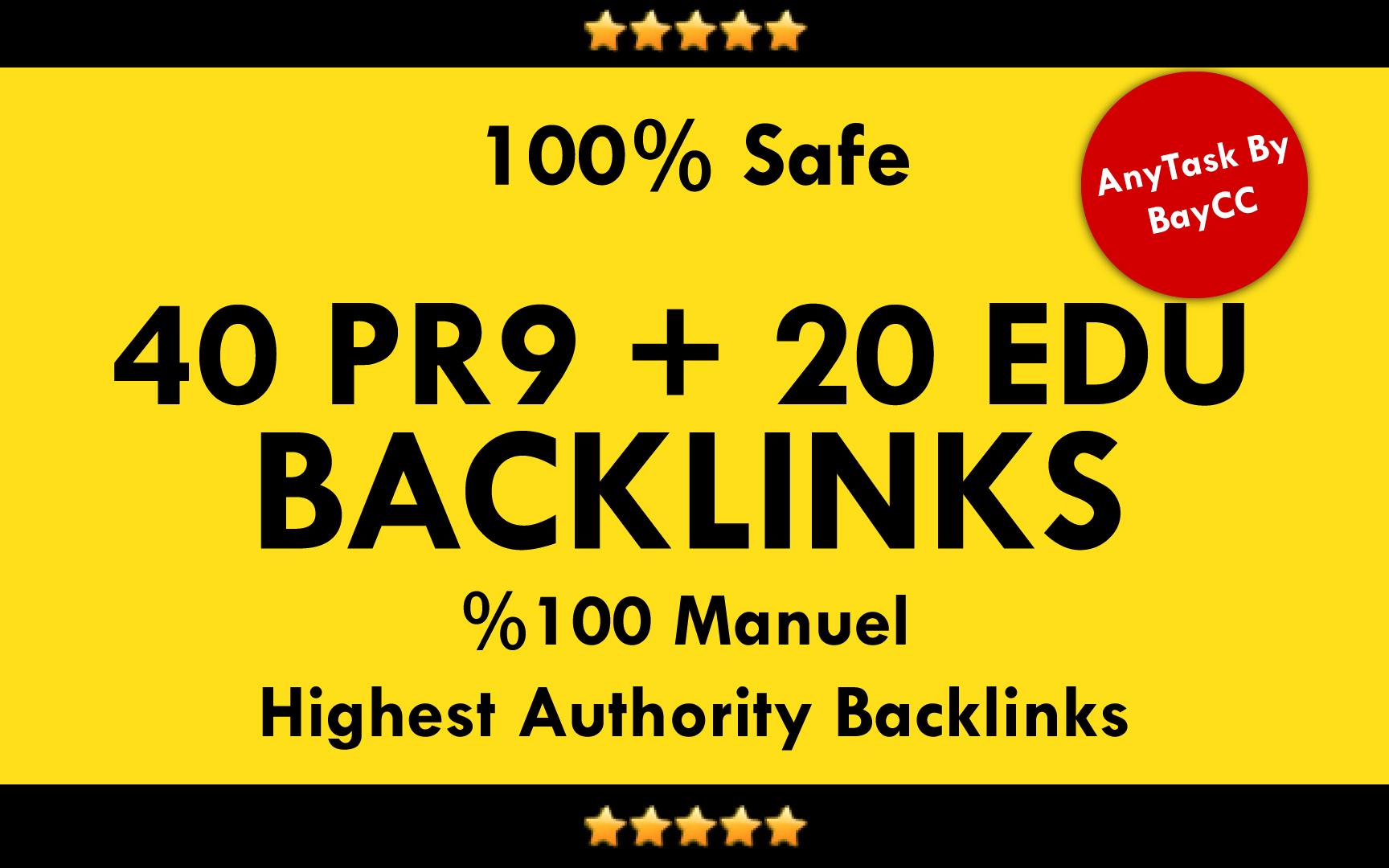 90 da 60 pr9 high da seo backlinks