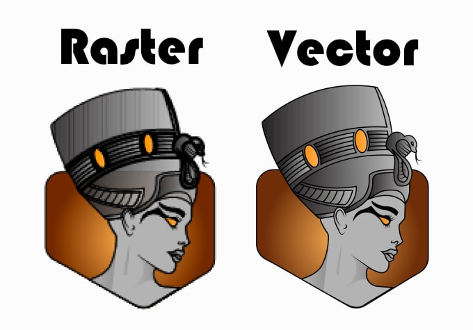 I will do any vector tracing manually within 2 hours