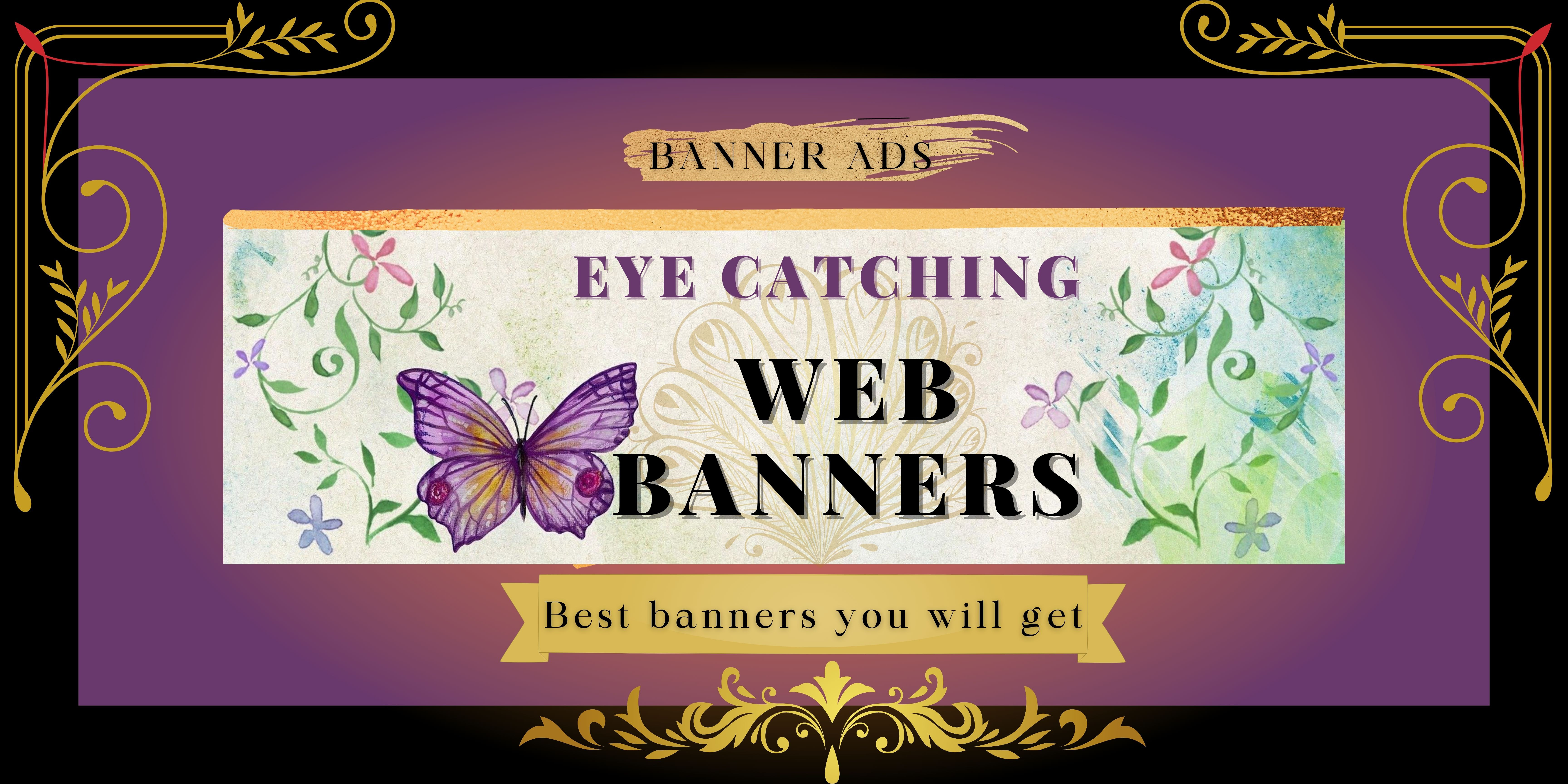 I will create any size of HTML5 banner ads
