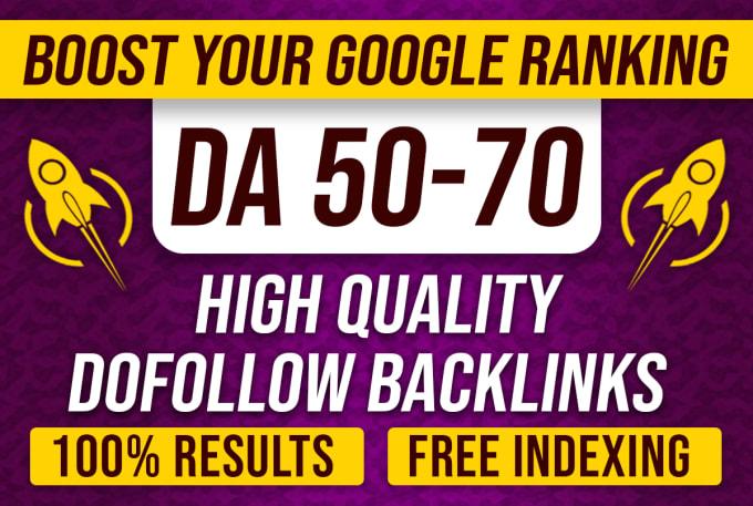 I will create 200 high da contextual seo dofollow backlinks