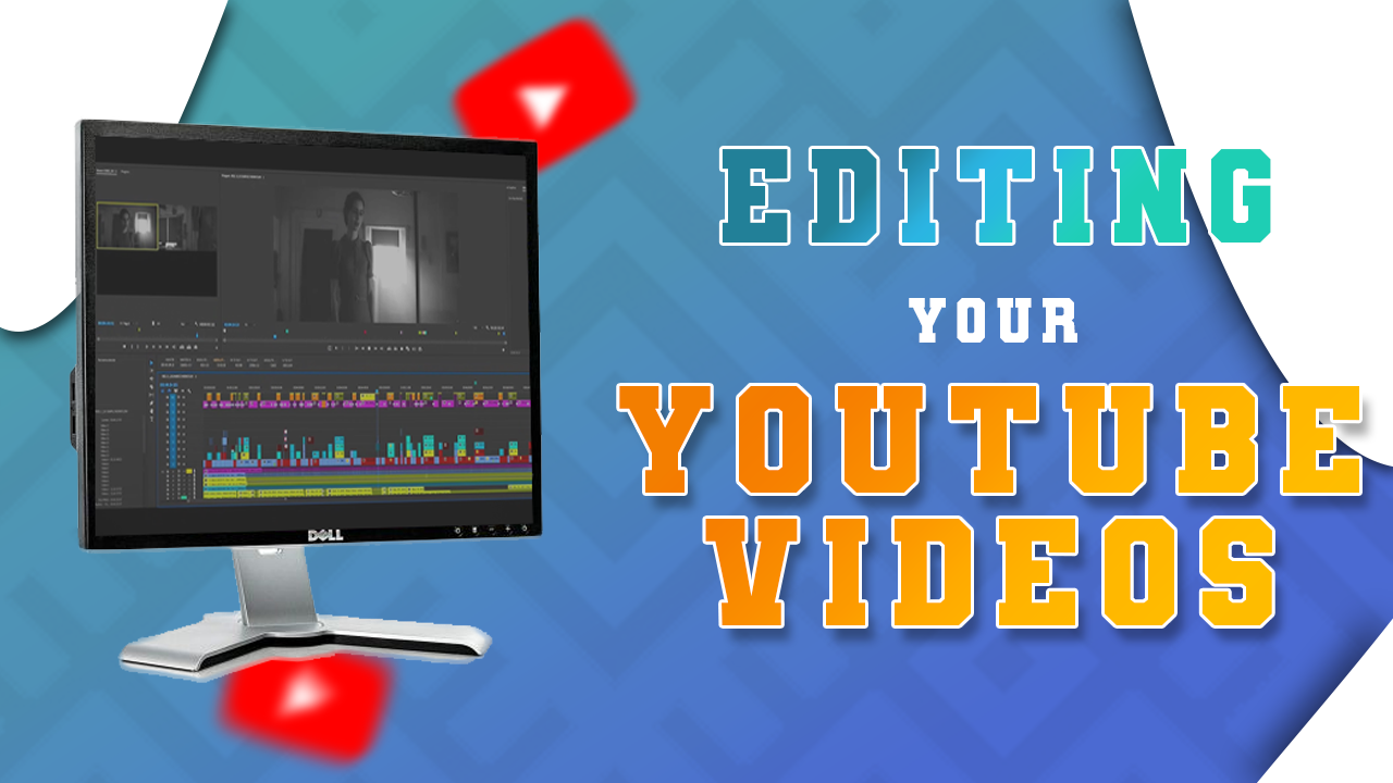 I will EDIT YOUR YOUTUBE VIDEOS
