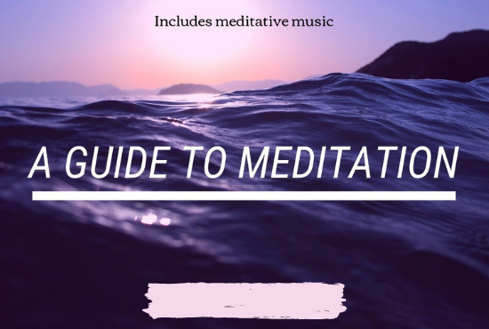 I will provide 5 powerful pre recorded guided meditation tracks
