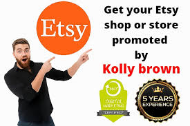 I will do etsy shop promotion and etsy store review