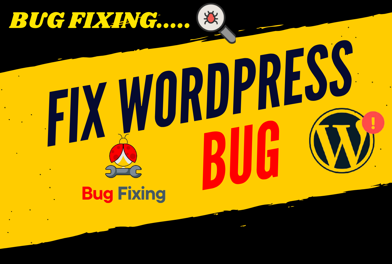 I will fix any wordpress bug,  issues,  or errors in 24 hours