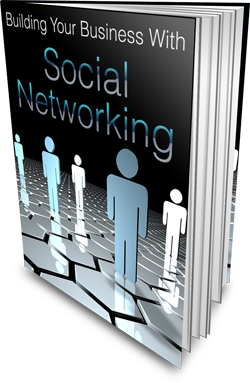 Building own buisness with social networking