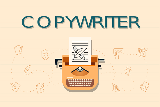 Copywriter for your company,  private and more