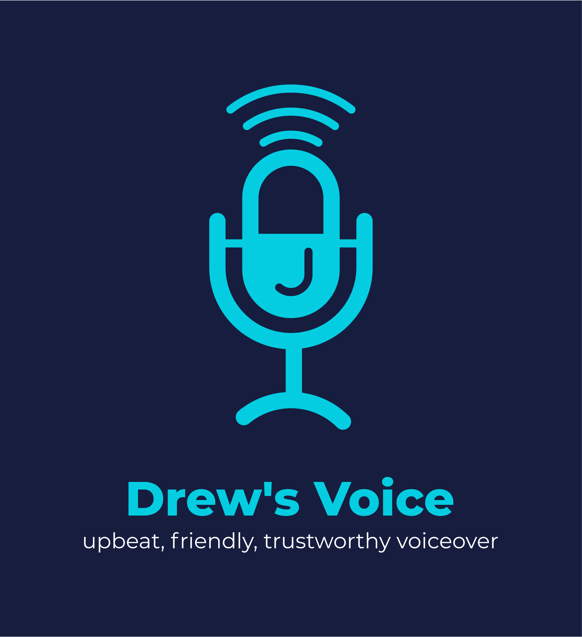 Friendly,  Conversational,  Trustworty corporate and commercial voiceover