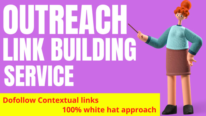 25 outreaching off page SEO link building for contextual high quality backlinks