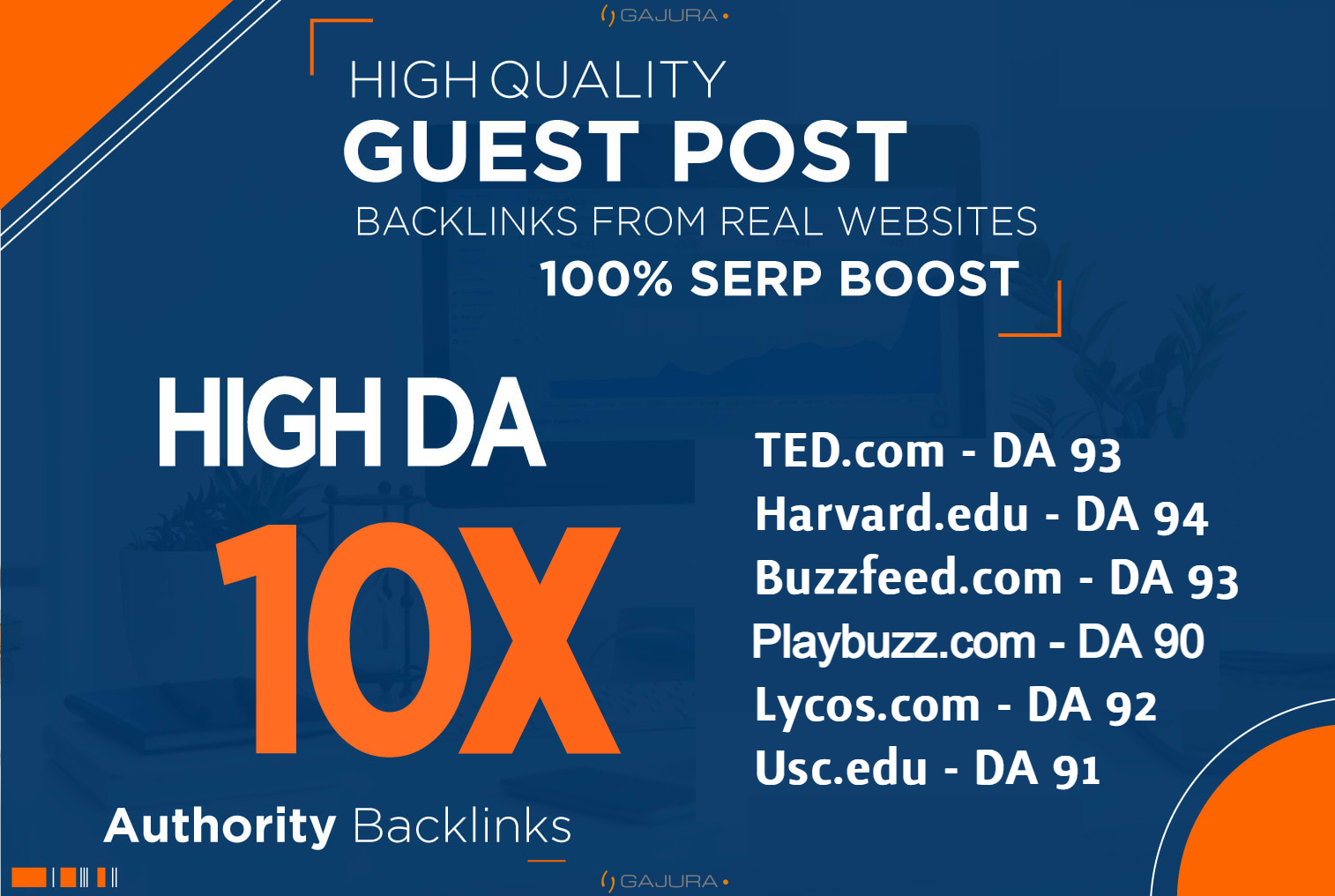 30 Guest Posts on Powerful Dofollow High Authority Domains