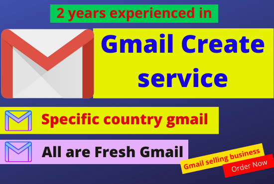I will create mail account for your busines,  mail seller