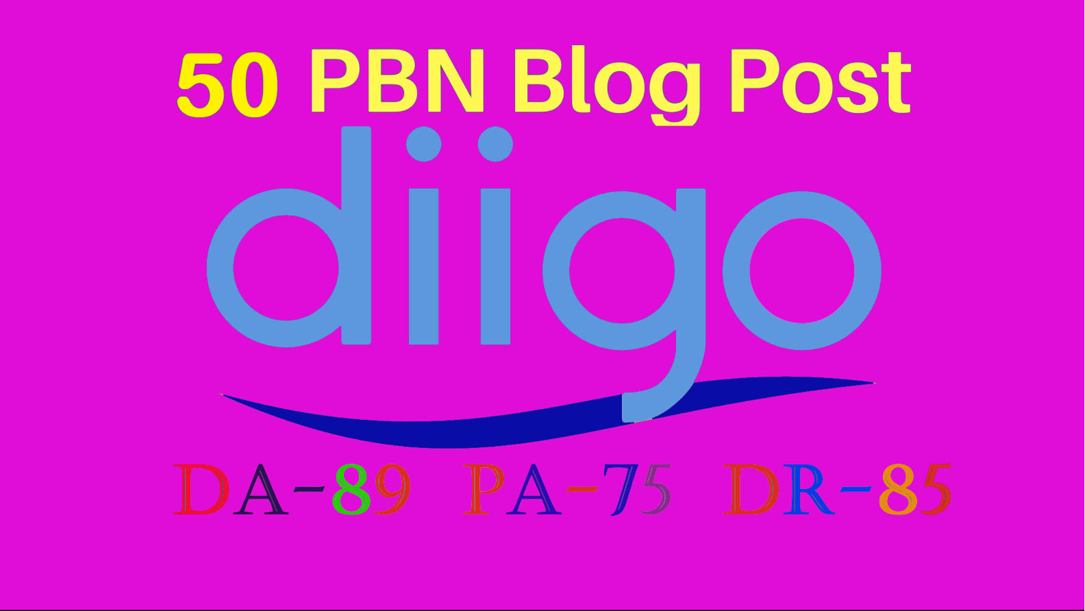I will create 200+diigo guest post for your marketing google top ranking