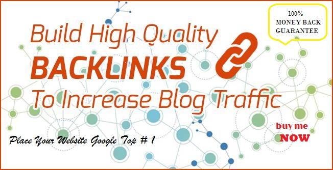 500 Do-Follow High Quality Backlinks for Google Top Rankings