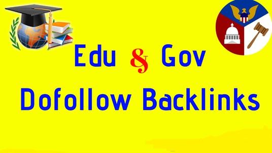 300 edu gov with trust authority SEO link building backlinks