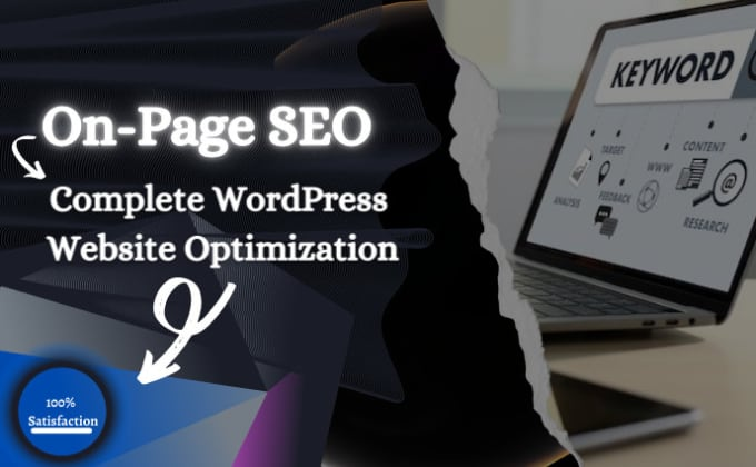 I will do complete on page SEO of your WordPress website