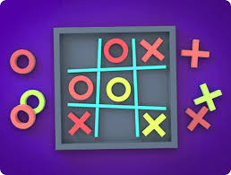 I will give you simple funny and hard tic tac toe