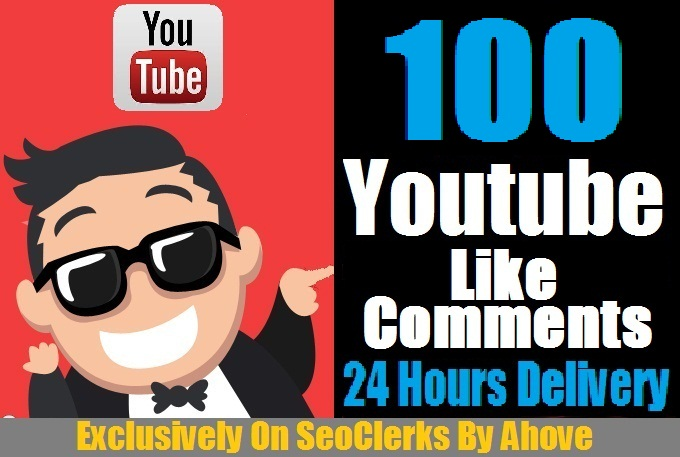 Start Instant 100+ Safe Youtube Likes In Your Video for $2