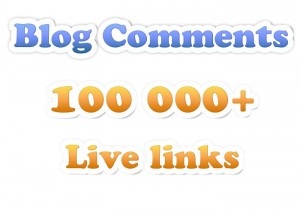 make Super Charged 149999+ Blog Comments