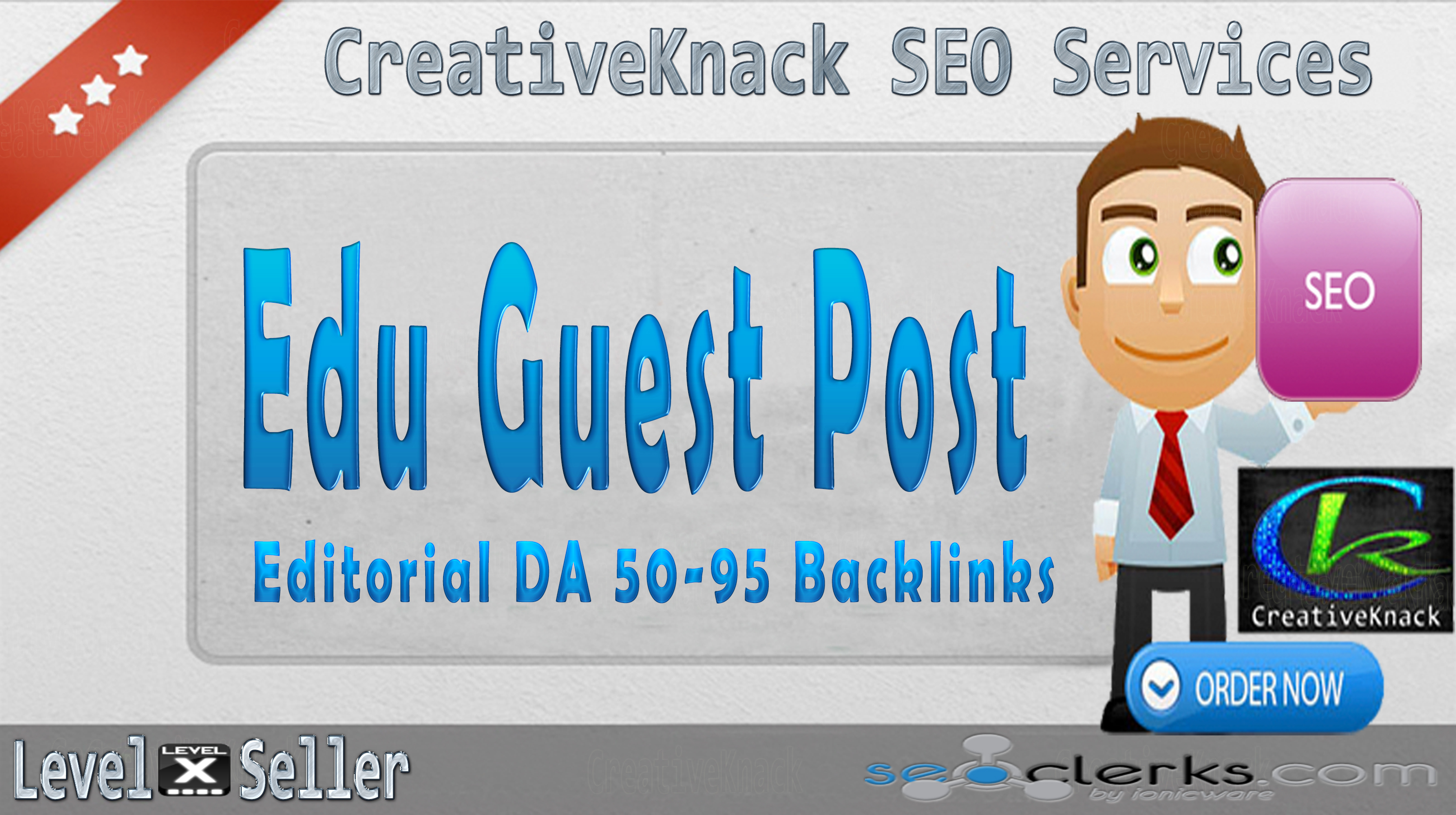 Edu Guest Post Editorial DA 50-95 Links From High Level Authority Websites