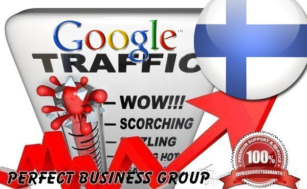 I send 1000 visitors via Google.fi by Keyword to your website