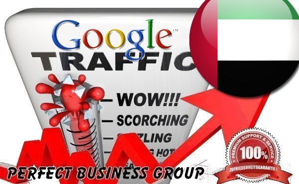 I send 1000 visitors via Google.ae Keyword to your website