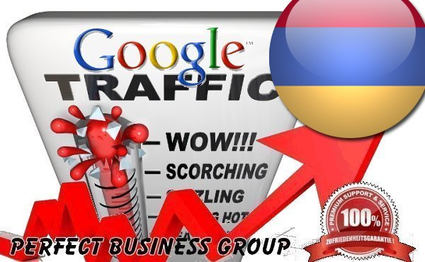 I send 1000 visitors via Google.am Keyword to your website