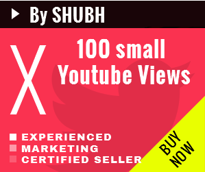 Add 1000 Youtube Views Per Month