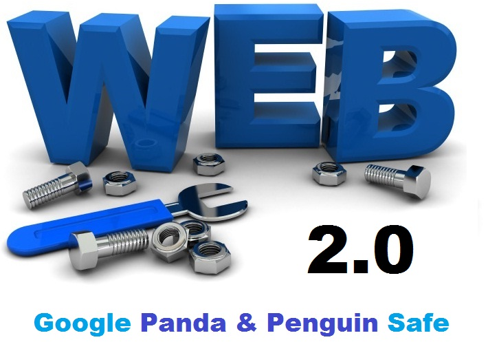 Get Google High Quality 30 High Page Rank Submission in Web 2.0 and 100 High PR Social Media Backlinks