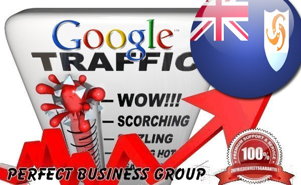 Organic traffic from Google.com.ai (Anguilla) with your Keyword