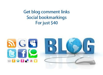 Get you 20,000 + verified links and also 500 + social bookmakrs