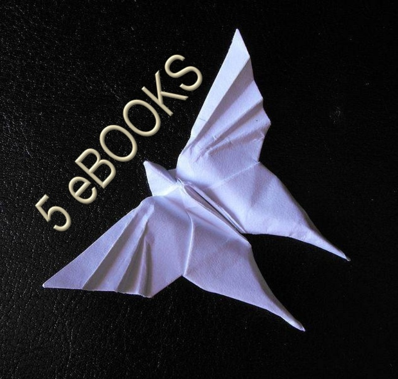 collection of 5 origami ebooks