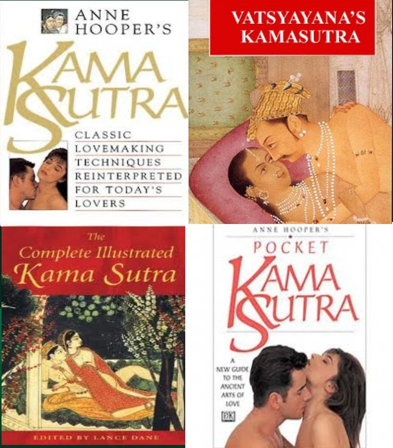 kamasutra collection 4 ebooks